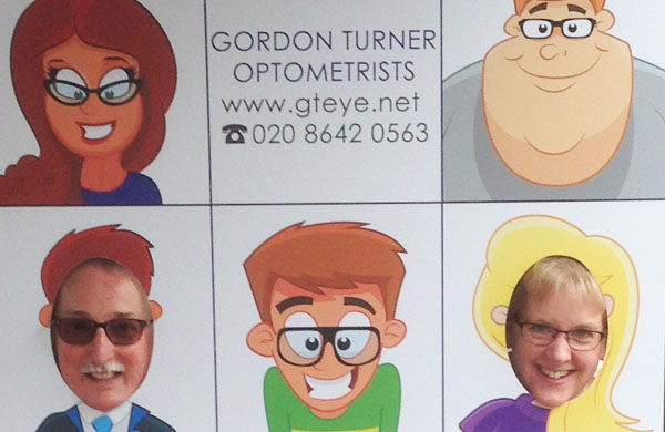 Gordon Turner Optometrists Cheam Charter Fair