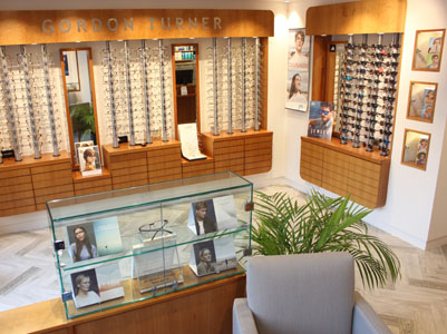Frame and Sunglass Displays