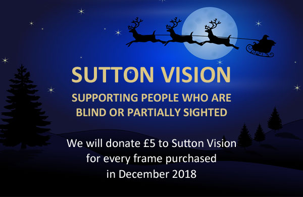 Supporting Sutton Vision Charity