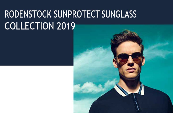 Rodenstock Sunglass Collection 2019